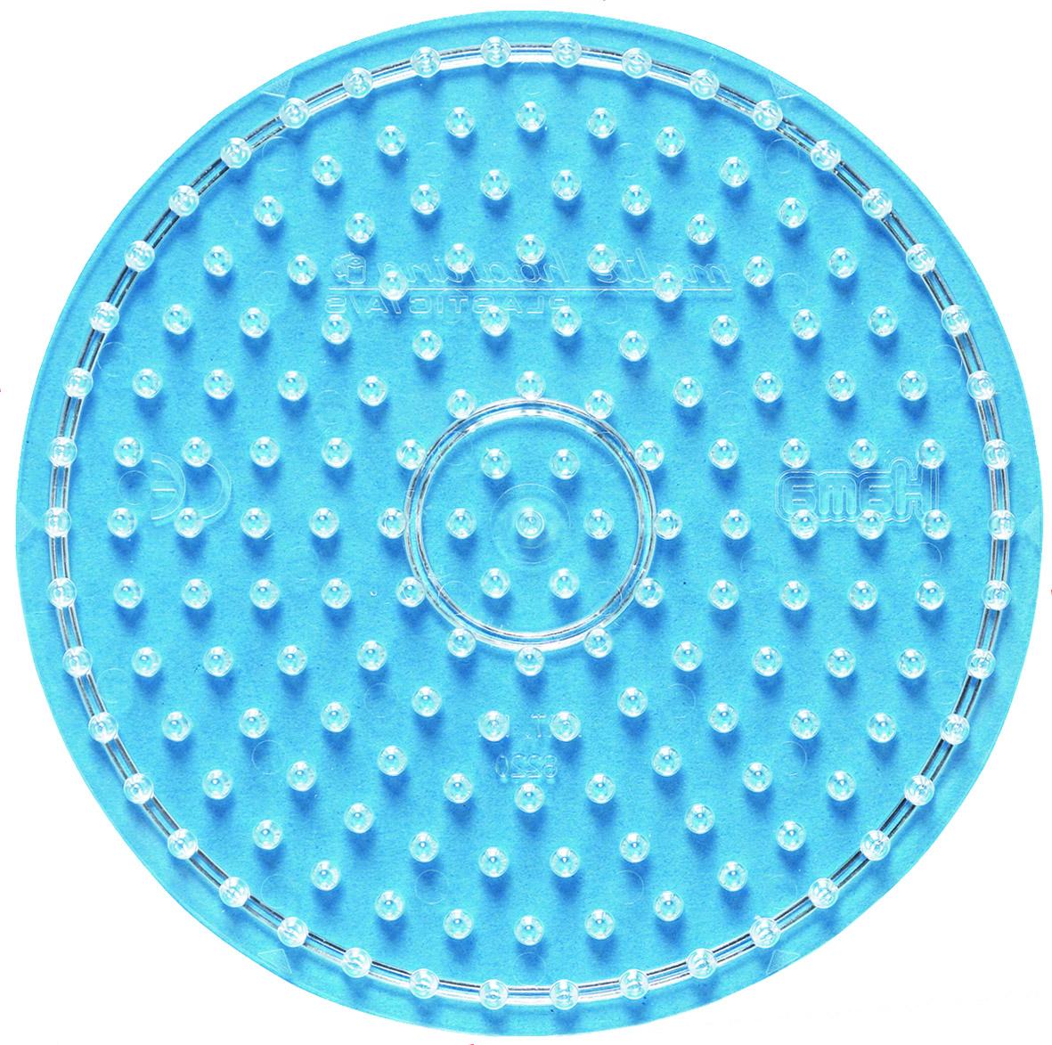 Round Peg Board for Hama Maxi Beads 8220